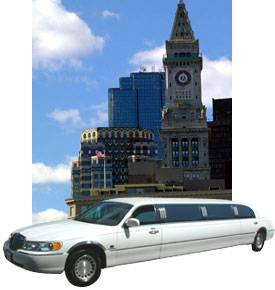 boston hotel limousine