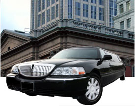 business conference limousine