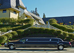 limousine pricing