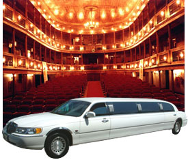theater limousine